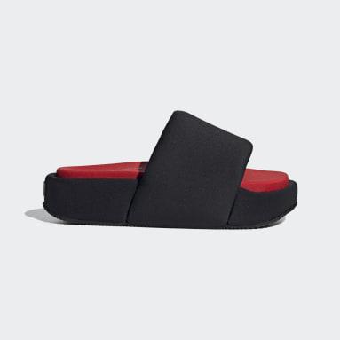 Y-3 Black Y-3 Slide