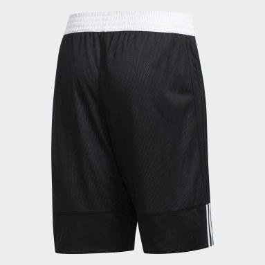 Pantalón corto Reversible 3G Speed Negro Hombre Baloncesto