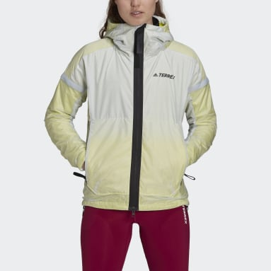 Dam TERREX Blå Terrex MYSHELTER Windweave Hooded Hiking Jacket