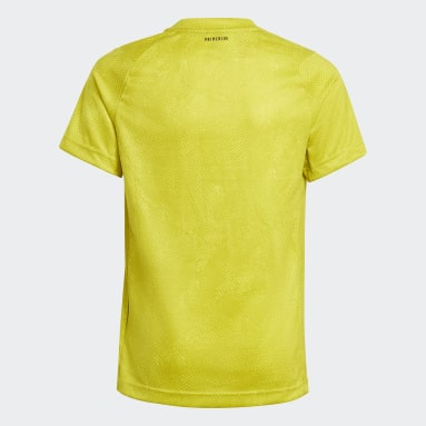 T-shirt HEAT.RDY Primeblue Tennis Freelift Jaune Garçons Tennis