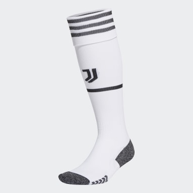 Football White Juventus 21/22 Home Socks