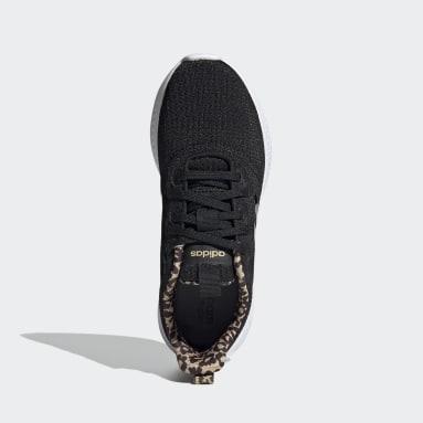 Sapatos Puremotion Preto Mulher Walking