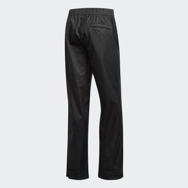 Men Golf Black Climastorm Provisional Pants