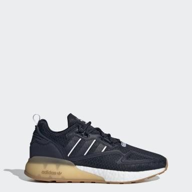 Sapatos ZX 2K Boost Azul Originals