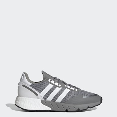 Originals Grey ZX 1K Boost Shoes
