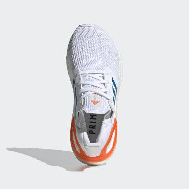 Kids Training White Ultraboost 20 Primeblue Shoes