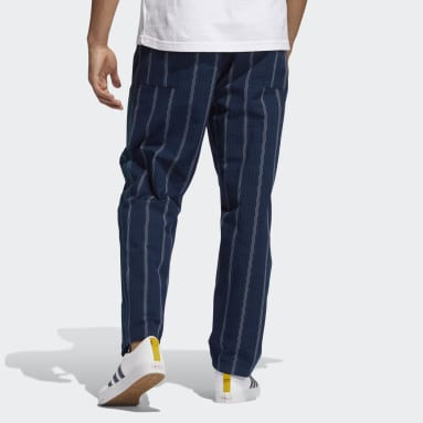 Men's Originals Blue SPRT Collection MW Track Pants