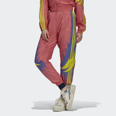 Women's Originals Pink Fakten Track Pants