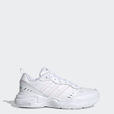 Kvinder Walking Hvid Strutter sko