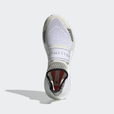 Dam adidas by Stella McCartney Beige Ultraboost X 3D Shoes