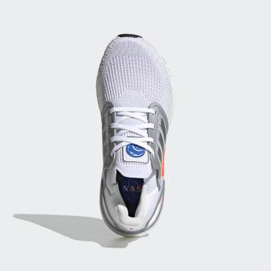 Tenis Ultraboost 20 Blanco Mujer Running