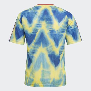 Camiseta Arsenal Human Race Amarillo Niño Fútbol