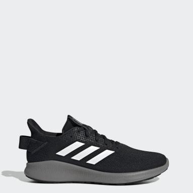 Men's Baseball Black Sensebounce + Street Shoes