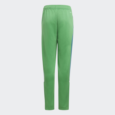 Youth Soccer Green Tiro Fading Pants