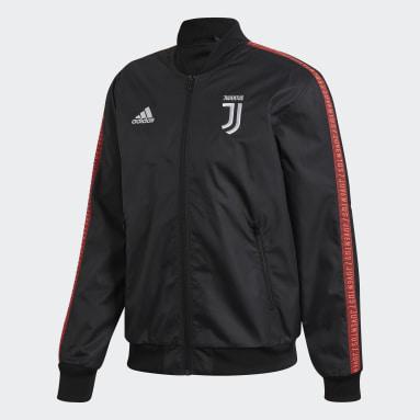 Chamarra Anthem Juventus Negro Hombre Fútbol
