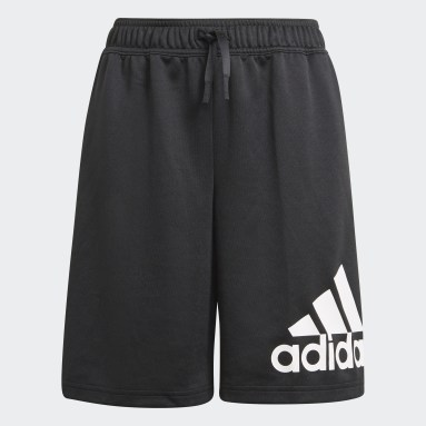 Shorts Negro Niño Training