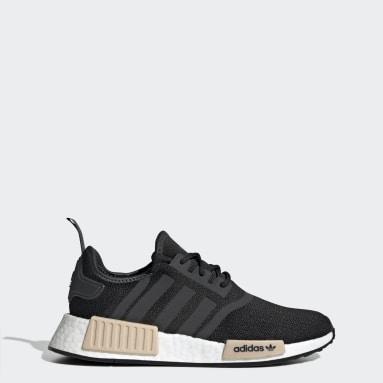 Women Originals Black NMD_R1 Shoes