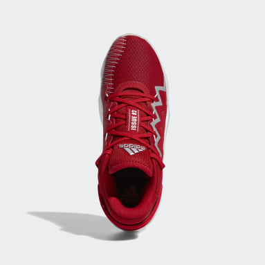 Tenis D.O.N. Issue #2 (UNISEX) Rojo Basketball
