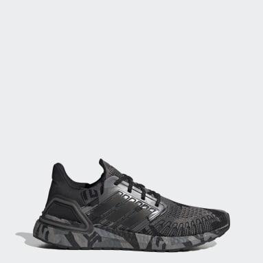 Men's Running Black Ultraboost 20 Shoes
