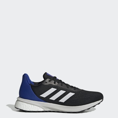 Men Running Black Astrarun Shoes