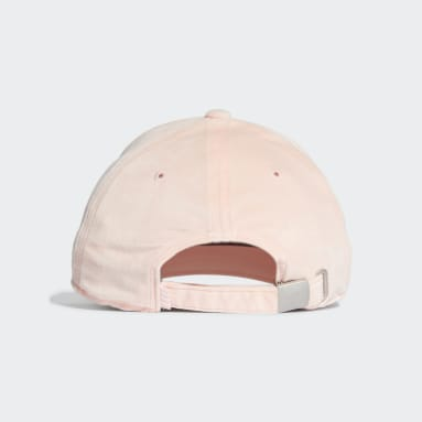 Gym & Training Pink Velvet Baseball Cap
