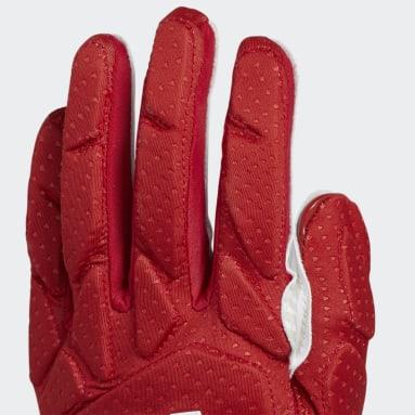 Football Red Freak 5.0 Gloves