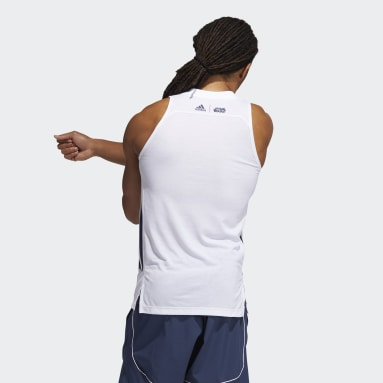Men Basketball White Real Madrid Star Wars Home Jersey