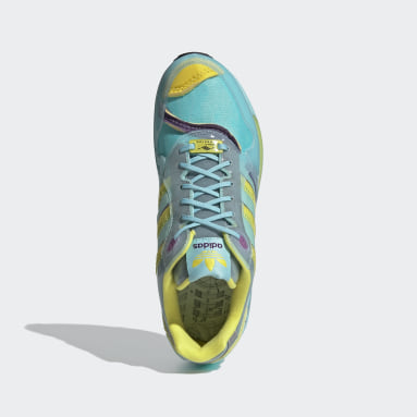 Originals Blue ZX 0006 X-Ray Inside Out Shoes