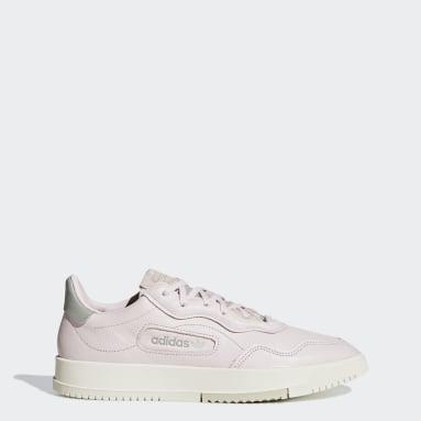 Sapatos SC Premiere Rosa Homem Originals