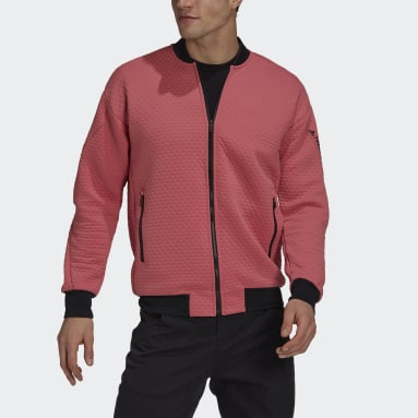 Men TERREX Pink Terrex Hike Fleece Jacket