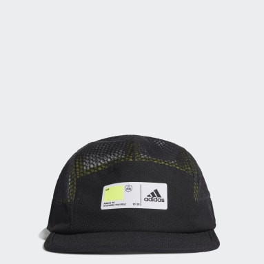 Udendørshockey Sort Five-Panel Athletics kasket