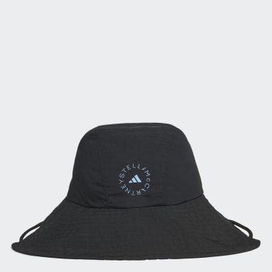 Cappello adidas by Stella McCartney Bucket Nero Donna adidas by Stella McCartney
