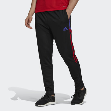 Men Football Black Tiro Primeblue Track Pants