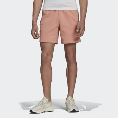 Men Originals Pink Adicolor Trefoil Shorts
