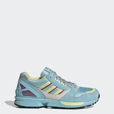 Kadın Originals Mavi ZX 8000 Ayakkabı