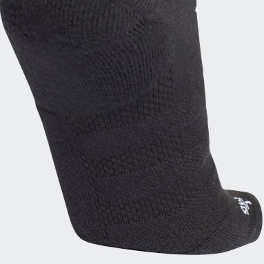 Running Alphaskin Lightweight Cushioning Ankle Socken Schwarz
