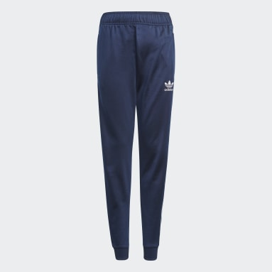 Track pants adicolor SST Blu Bambini Originals