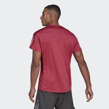 Polera para correr Own the Run Rosado Hombre Running