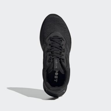 Zapatillas Kaptir Super Negro Hombre Essentials