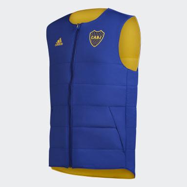 Chaleco Boca Juniors Azul Hombre Fútbol