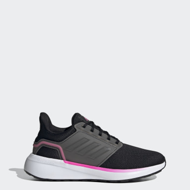 Women Running Black EQ19 Run Shoes
