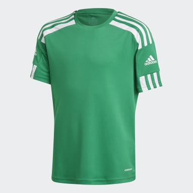 Squadra 21 Jersey Zielony