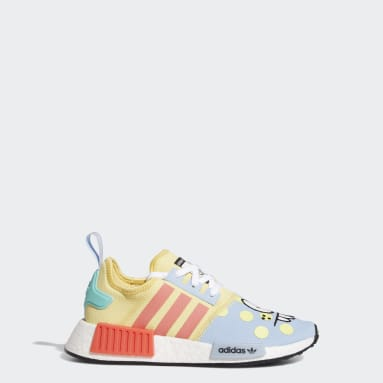 Youth Originals Beige Kevin Lyons NMD_R1 Refined Shoes