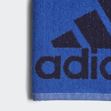 Swimming Blue adidas Swim Towel Small