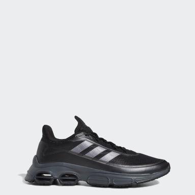 Zapatillas Quadcube Negro Hombre Diseño Deportivo