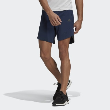 Men's Running Blue adidas Ultra Shorts