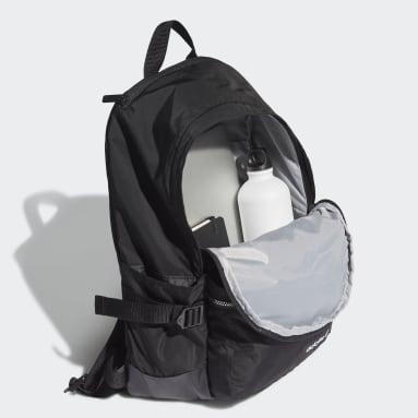 Originals สีดำ กระเป๋าเป้ดีไซน์ทันสมัยขนาดเล็ก