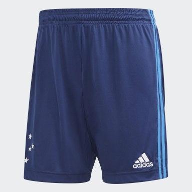 Shorts 3 Cruzeiro 20/21 Azul Homem Futebol