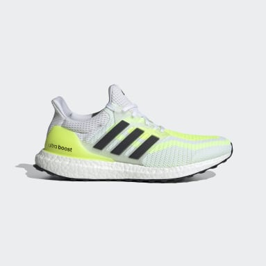 Running White Ultraboost 2.0 DNA Shoes