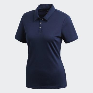 Ženy Golf modrá Polokošile Tournament
